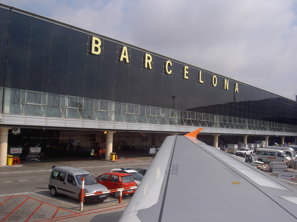 Convocada vaga de controladors aeris de Bcn