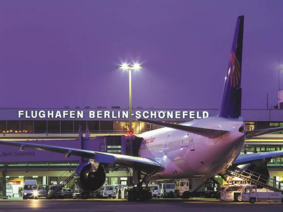 Recogida aeropuerto berlin