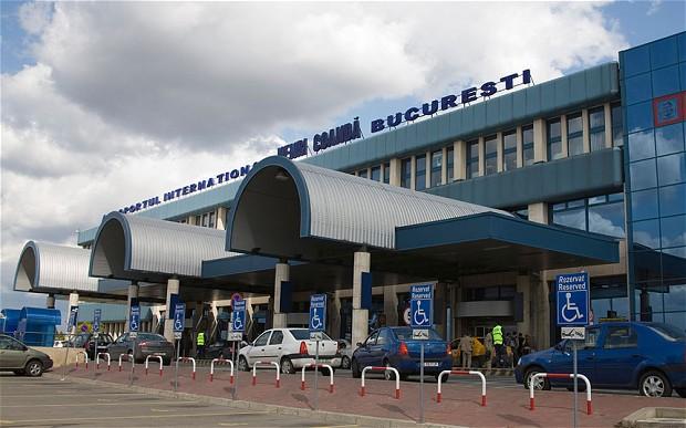 Aeroporto Bucarest : Aeropuerto de bucarest henri coanda transporte