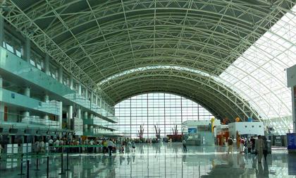 Izmir Flughafen Ankunft