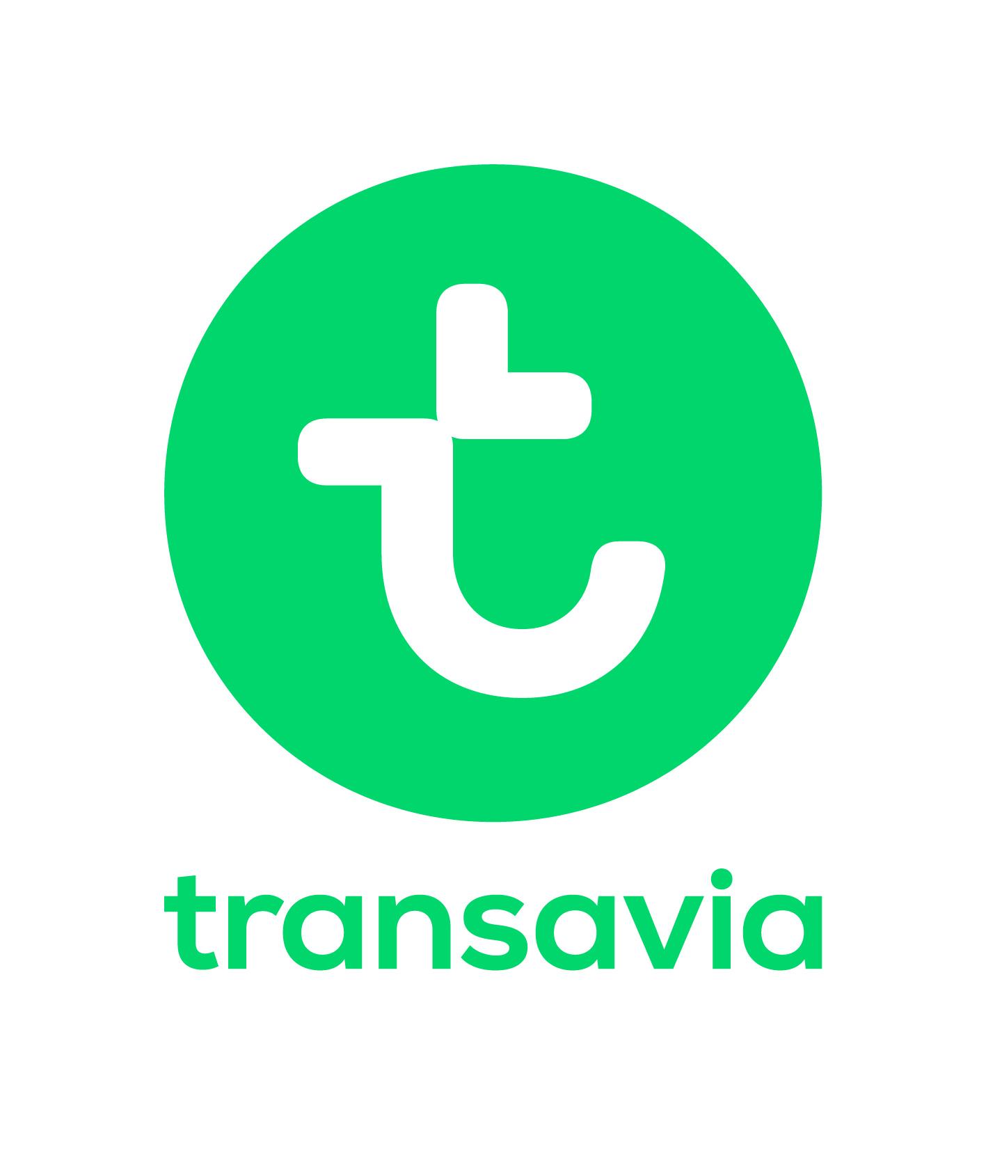 Logo Transavia - Aeropuertoinfo.com